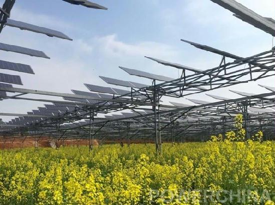 2016年03月21日,由集团所属江西院设计的中电投乐平鸬鹚高家(40兆瓦+30兆瓦)农光互补光伏电站项目并网一次成功。该项目是目前全球单体最大农光互补双轴跟踪系统光伏电站项目。 项目位于景德镇乐平市鸬鹚乡和高家镇,占地2490亩,规划建设容量为70兆瓦。项目采用农(林)光互补的设计理念,在钢支架架高的太阳能电池组件下种植喜阴经济农作物,将太阳能发电与农业种植进行了有机结合。 项目建设有利于提高土地利用率,开创了高效农业设施和光伏产业结合集约用地的新模式。项目建成后不仅可以改进农村生产生活方式、改善农村生